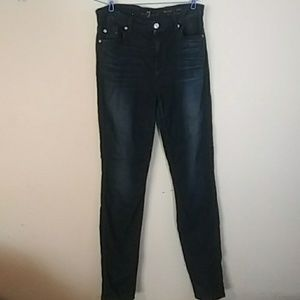 Womens 7 for all man kind jeans